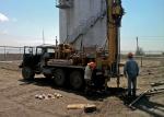 Геологические изыскания под строительство резервуара РВС-1000