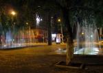 Реконструкция фонтана на ул. Рахова