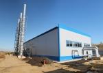 Квартальная газовая котельная мощностью 46,8МВт для отопления и горячего водоснабжения Микрорайона N1 Новосоколовогорского жилого района, в Волжском районе г. Саратова